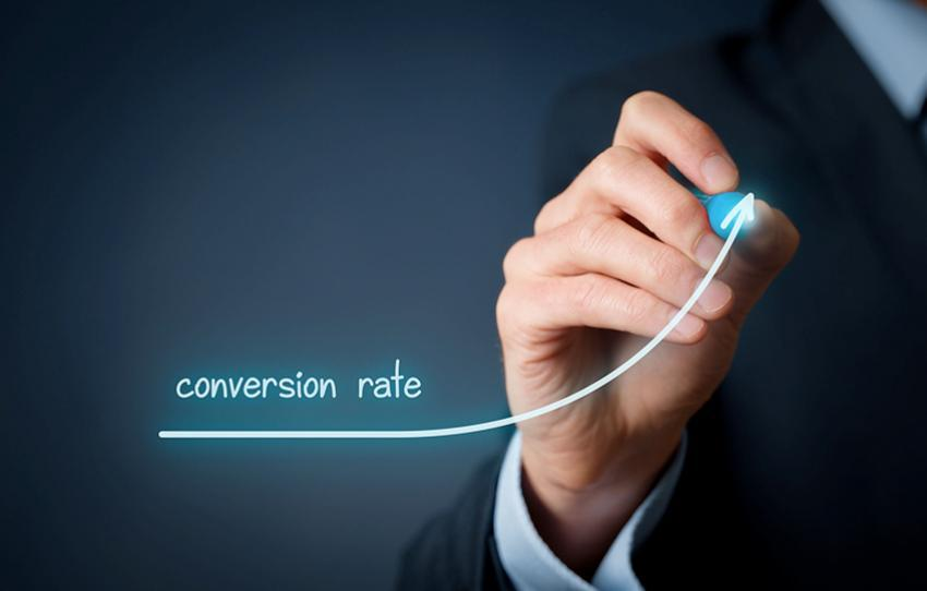 Conversione rate